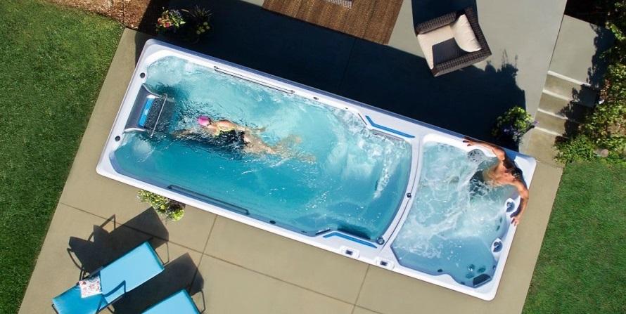 spa de nage toutes les informations pour votre projet. Black Bedroom Furniture Sets. Home Design Ideas