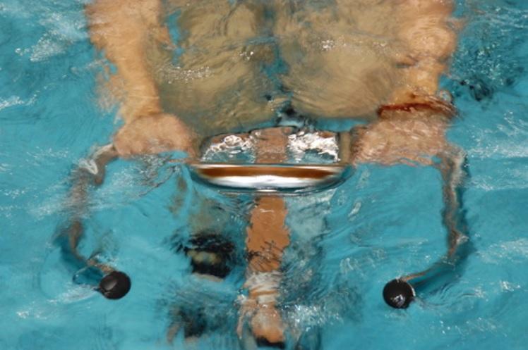 Le velo aquatique convient a tout le monde : pas besoin d etre un grand sportif