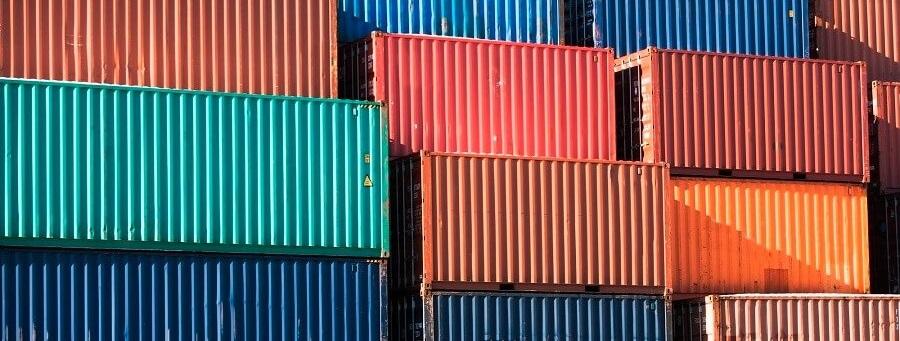 Les prix des conteneurs maritimes dépendent du nombre de voyages