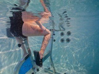 Le plaisir de pratiquer l aquabike chez soi dans son spa