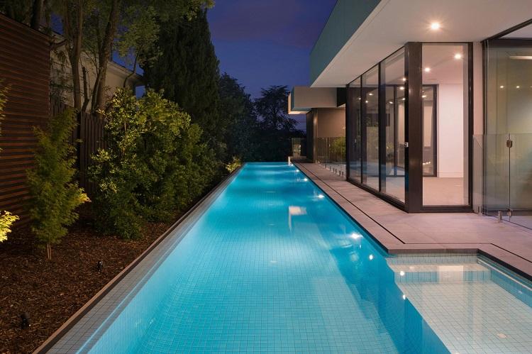Le couloir de nage : l'autre nom de la piscine pour nager